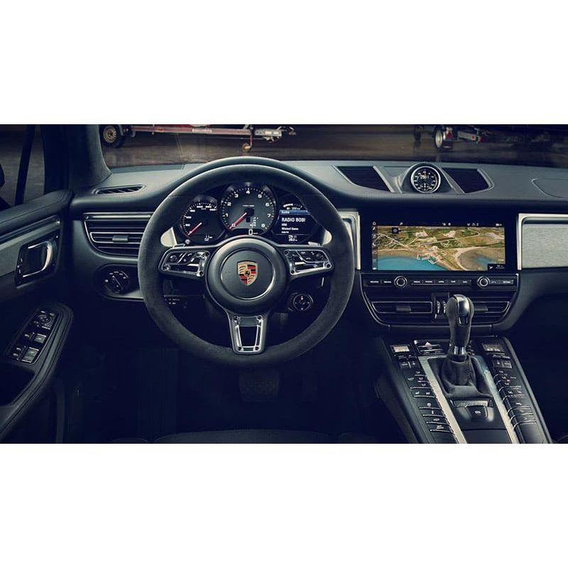 Защитное стекло на монитор Porsche Macan