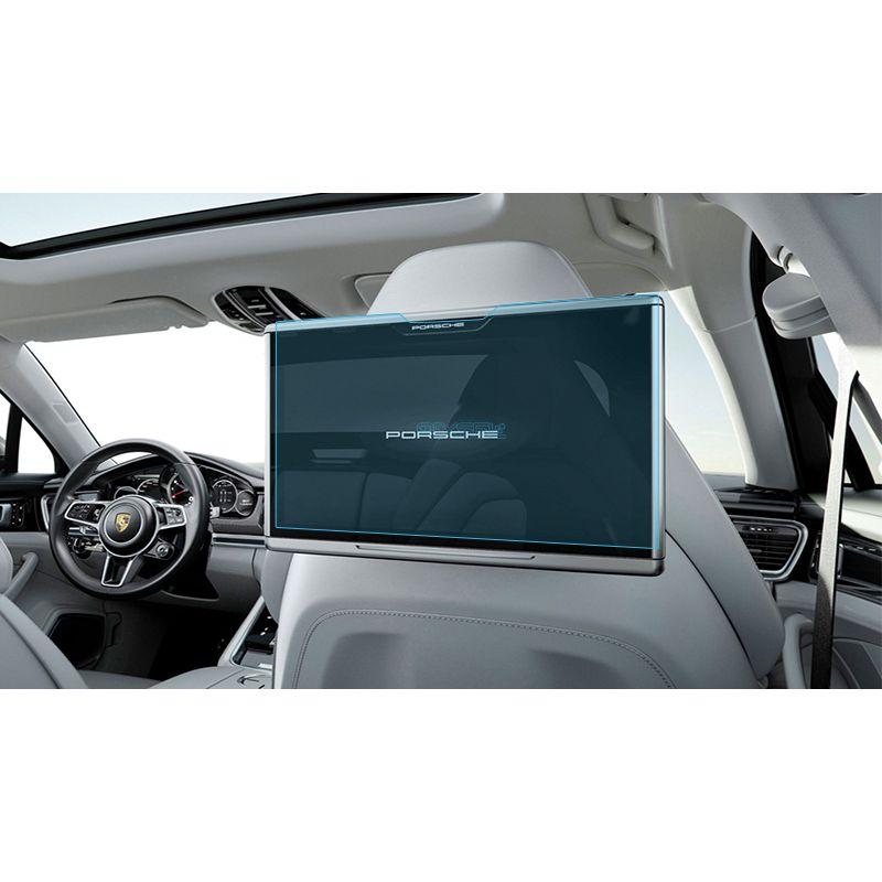 Защитное стекло на задний монитор для Porsche Panamera