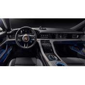 Защитное стекло на монитор Porsche Taycan (пассажирское)