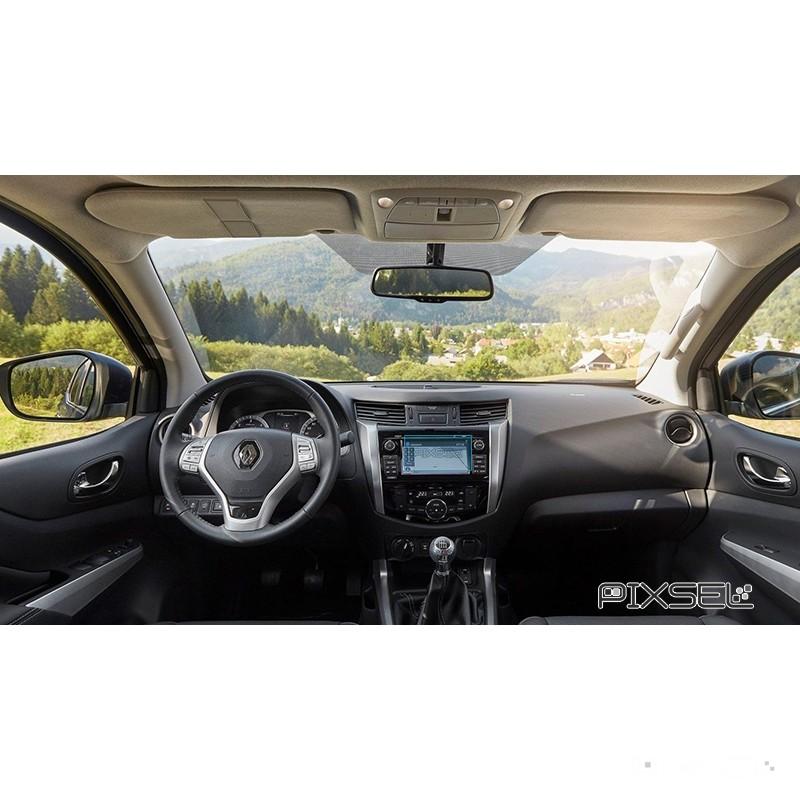 Защитное стекло на монитор Renault Alaskan