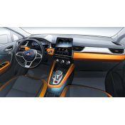 Защитное стекло на монитор Renault Captur