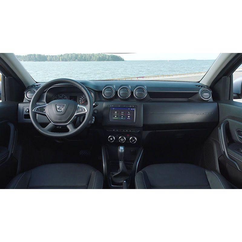 Защитное стекло на монитор Renault Duster