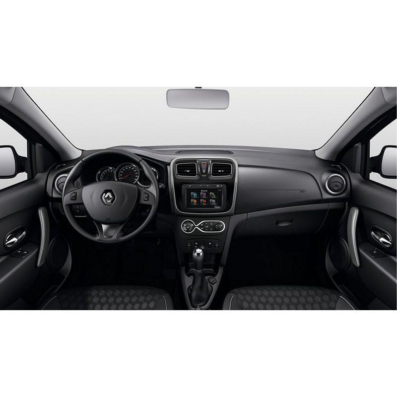 Защитное стекло на монитор Renault Logan