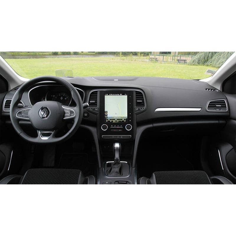 Защитное стекло на монитор Renault Megane