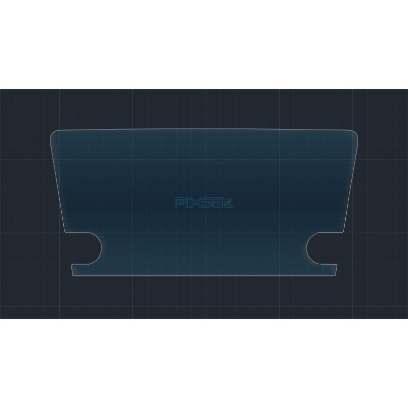 Защитное стекло на монитор Skoda Octavia A7