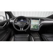 Защитное стекло на монитор Tesla Model X