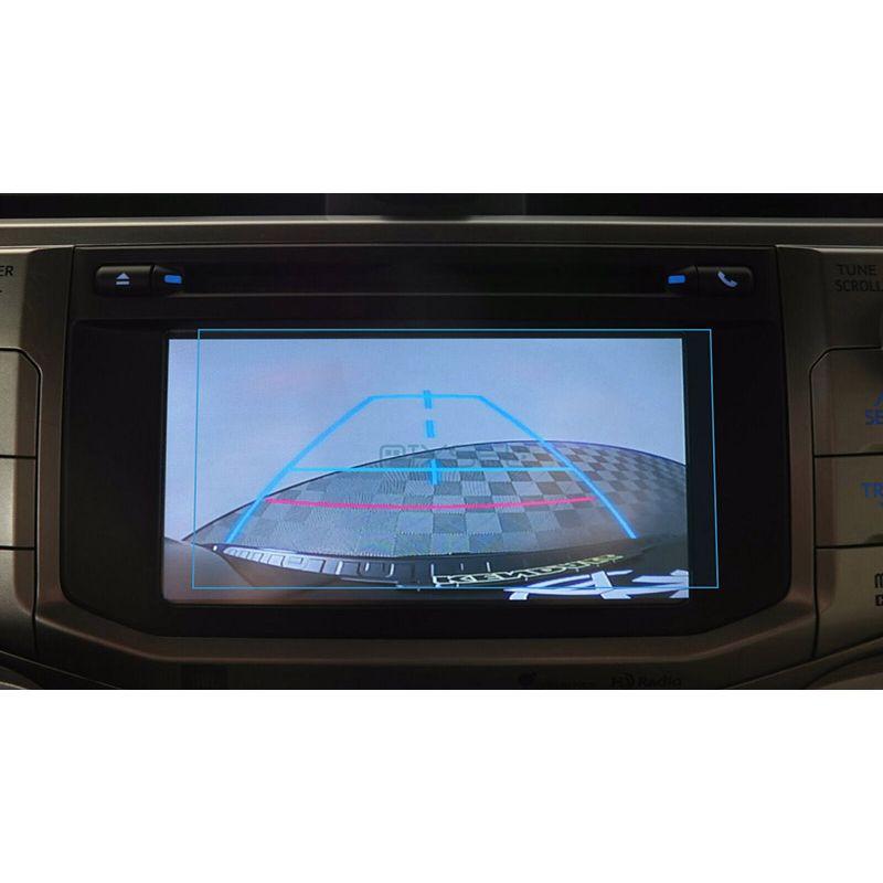 Защитное стекло на монитор Toyota 4Ranner
