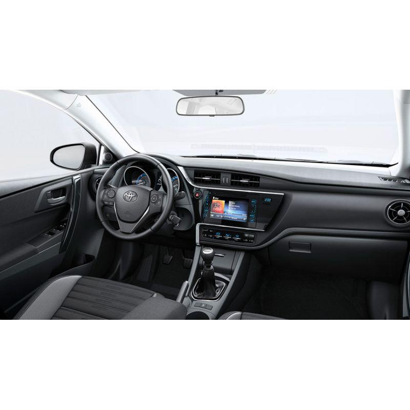 Защитное стекло на монитор Toyota Auris