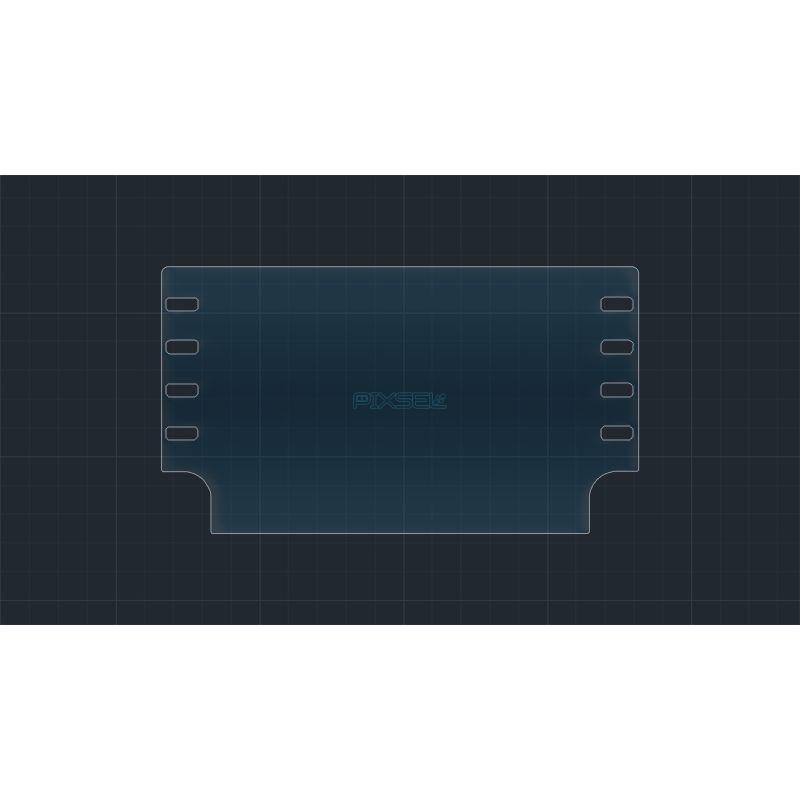 Защитное стекло на монитор Toyota Corolla