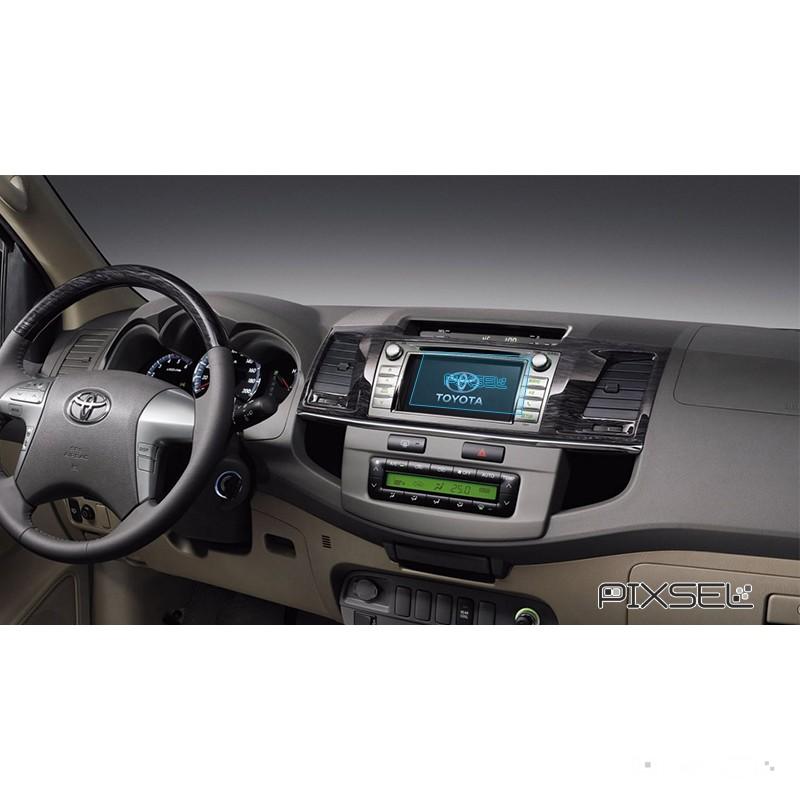 Защитное стекло на монитор Toyota Fortuner