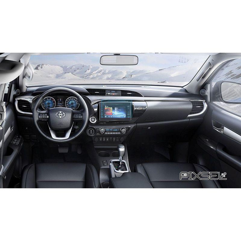 Защитное стекло на монитор Toyota Hilux
