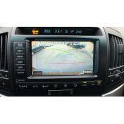 Защитное стекло на монитор Toyota Land Cruiser 200