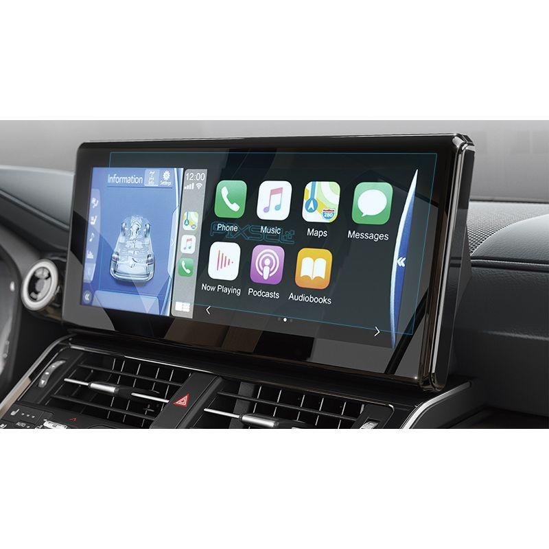 Защитное стекло на монитор для Toyota Land Cruiser 300
