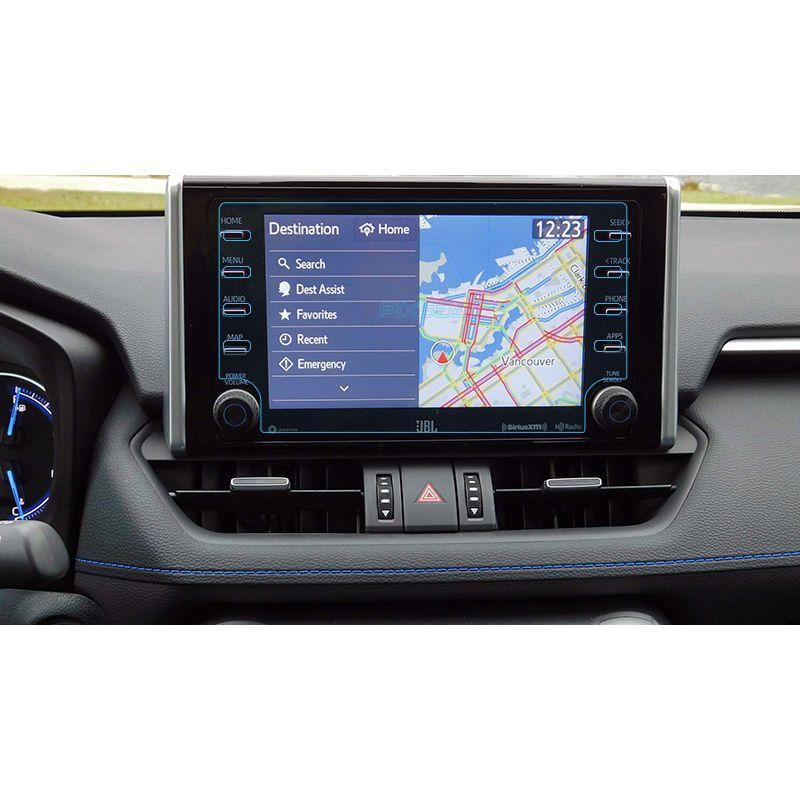 Защитное стекло на монитор Toyota RAV 4