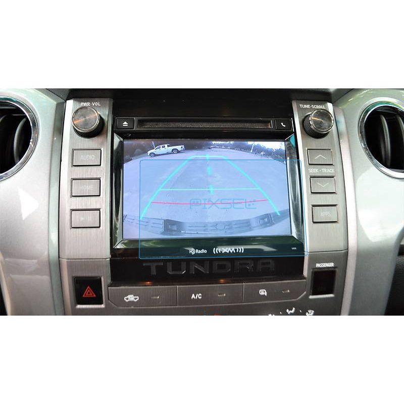 Защитное стекло на монитор Toyota Tundra
