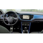 Защитное стекло на приборную панель Volkswagen T-roc