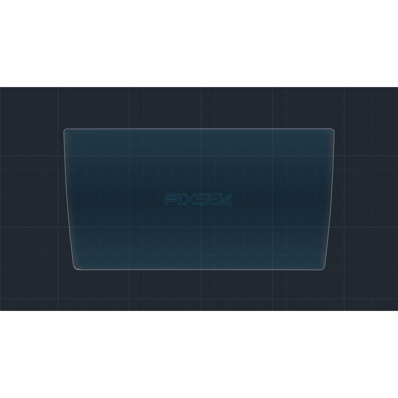 Защитное стекло на монитор для Volkswagen Tiguan