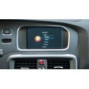 Защитное стекло на монитор Volvo V40