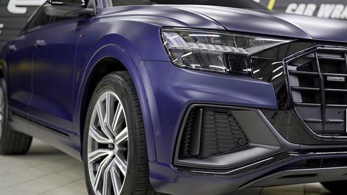 Комплексная защита мультимедийных систем на Audi Q8